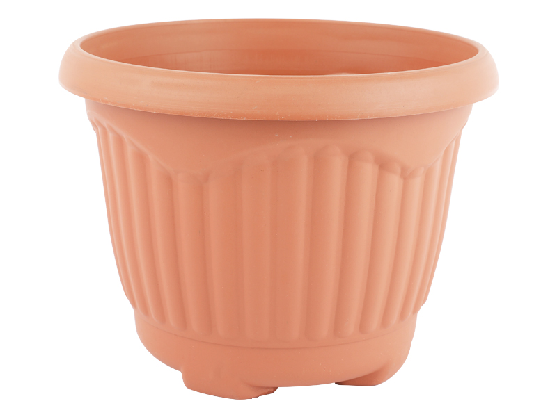 BW-plastic flower pot 1905