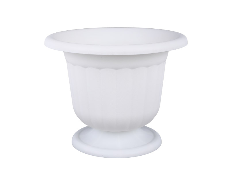 Flower pot 11 1/4' Urn Planter