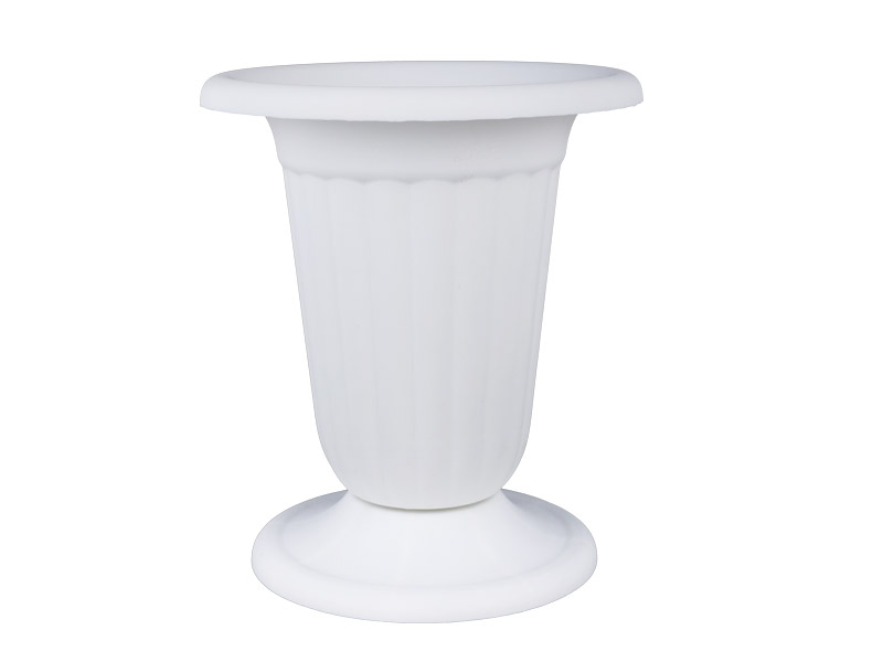 Flower pot 9 1/2' Urn Planter